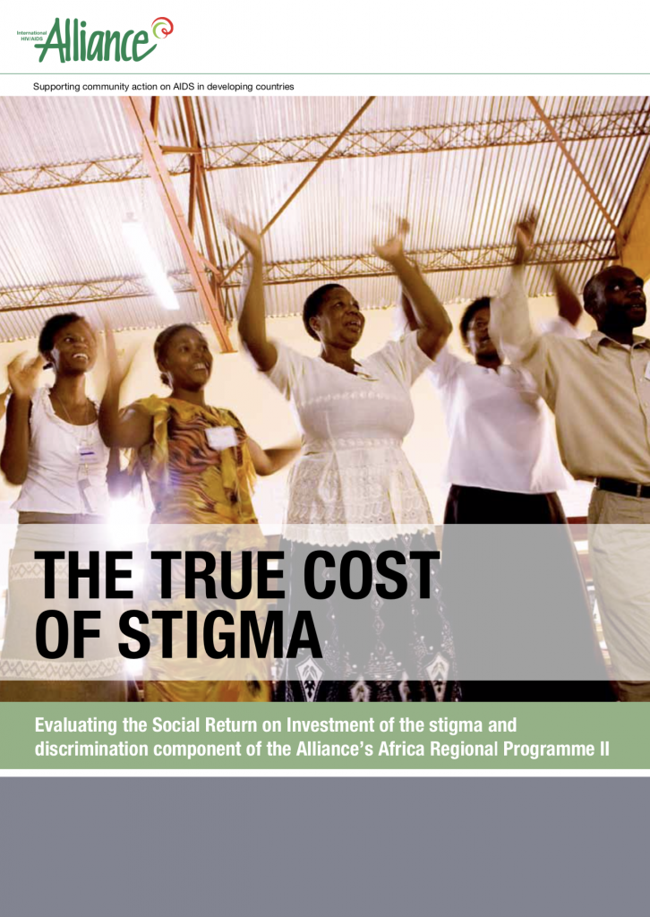 The True Cost of Stigma