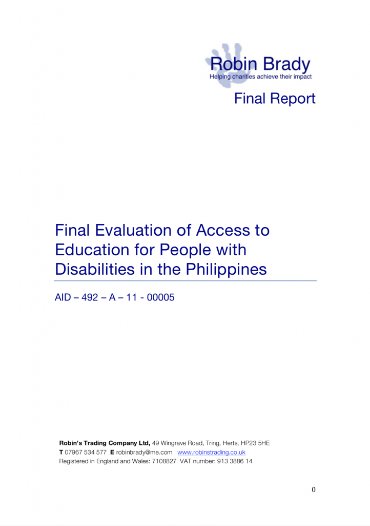 Access to Education in the Philippines